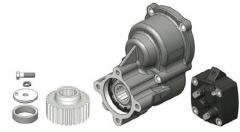 Коробка отбора мощности ISO 500Hm, OMFB