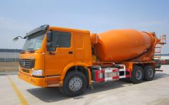 Бетономешалка Sinotruk Howo 6X4 371HP 12 m³ Mixer