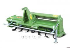 AG: a horizontally milling cultivator with side
