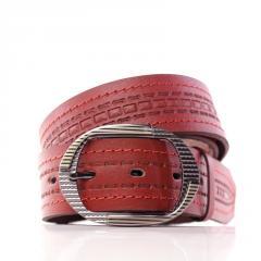 Belt l40s0sh32. Skin saw cut.