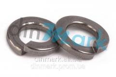 Hardened spring washer grower from M2 to M36 12,9,