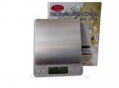 Весы настольные ювелирные электронные 500 г. (0,01 г) (Wimpecx)