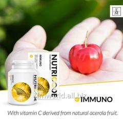 Диетическая добавка с нутриентами Иммунитет Immuno