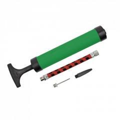 Шланговый насос для мячей Spokey PAMPERO 10 (original) зеленый