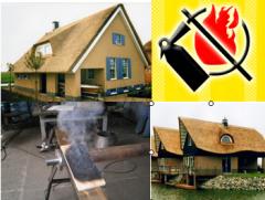 Огнезащита древесины ДСА-1 и ДСА-2 для пропитки