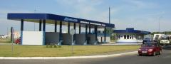 Accessories to the CNG filling station