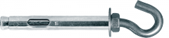 Анкер однораспорный для крепления в плотных материалах Код: SRTR-С 8/10х100 Фастенер хаус