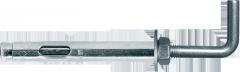 Анкер для крепления в плотных материалах Код: SRTR-L 8/10х100 Фастенер хаус