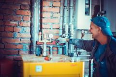 Монтаж и сервис газовых котлов