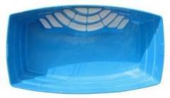 Стекловолоконный композитный бассейн Люкс-1 5,15 х 3,15 х 1,50м