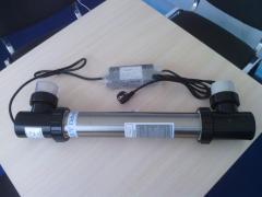 Ультрафиолетовый дезинфектор Delta-UV ES-20...