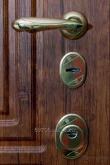 Входные металлические двери под заказ.