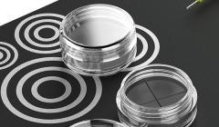 Черный эластичны материал Black Gum Material для