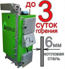 Котлы Ateplo Lux-1 (14-120 кВт)