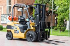 Gas loader of Caterpillar GP25N