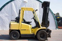 Gas loader of Hyster H4.00XM-5