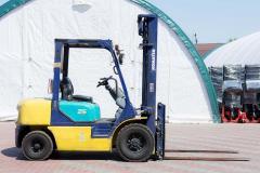 Diesel loader of Komatsu FD25HT12