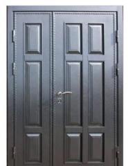 Двери 2-х створчатые