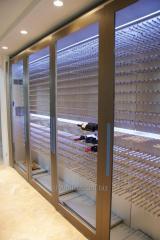 Wine cabinet, wine cellar, professional wine