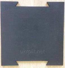 Модульная плита-пазл 700 мм х 700 мм х 20 мм