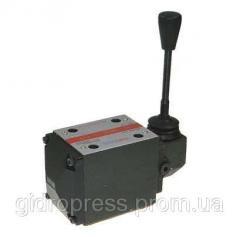 Гидрораспределитель плитового монтажа с ручным управлением - ED2-HP E-4WMM10