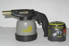 Газовая паяльная лампа с пьезорозжигом