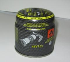 Gas cylinder, 190 g