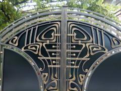 Ворота  модель 6