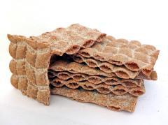 Extruder for Crisp Bread Gluten Free