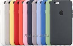 Чехол Apple iPhone 6 Silicone Case Stone