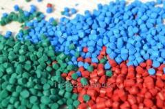 Суперконцентрат красителей для полимеров