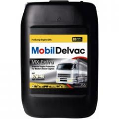 Масло моторное Mobil Delvac MX Extra 10W-40
