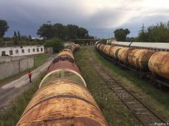 Las cisternas ferroviarias