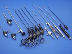 Лапароскопические инструменты