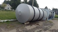 Capacity of bimetallic 25 m3