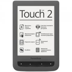 Электронная PocketBook 626 Touch Lux2 Grey