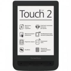 Электронная PocketBook 626 Touch Lux2 Black