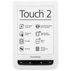 Электронная PocketBook 626 Touch Lux2 White