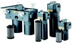 Фильтры гидравлические, топливные, воздушные,