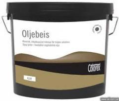 Colorex Ольебейс Oljebeis лазурь сделано в Швеции