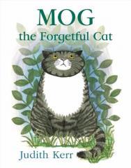 Книга Mog the Forgetful Cat