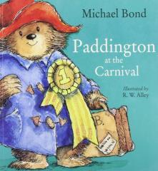 Книга Paddington at the Carnival