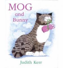 Книга Mog and Bunny