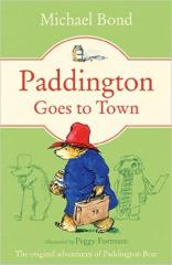 Книга Paddington Goes to Town