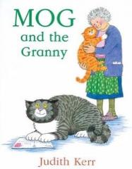 Книга Mog and the Granny