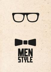 Блокнот MEN STYLE - 01306