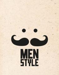 Блокнот MEN STYLE - 01382