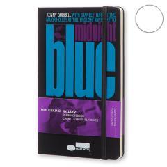 Блокнот Moleskine Bluenote средний черный LEBLQP062