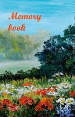 Арт-нотатник Квітковий ранок. MemoryBook
