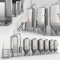 Capacity, TsKT, barrel from 100 to 40000 liters